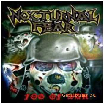 Nocturnal Fear - Fog Of War (2005)