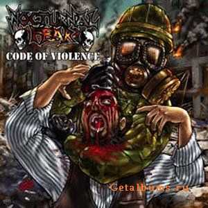 Nocturnal Fear - Code Of Violence (2008)