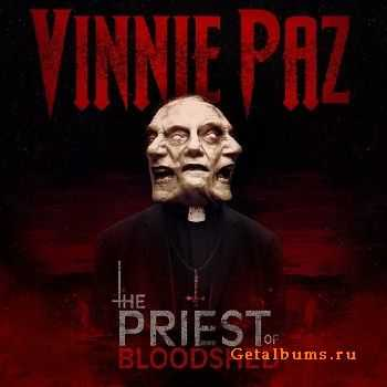 Vinnie Paz - The Priest of Bloodshed (2012)