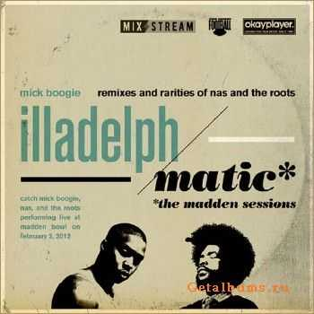 Nas & The Roots - illadelph/matic (2012)