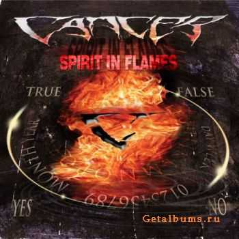 Cancer - Spirit In Flames (2005)