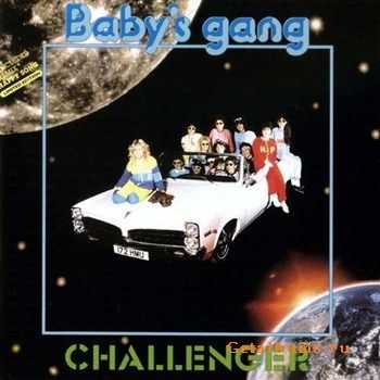 Baby's Gang - Challenger (Remastered) (2008)