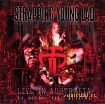 Strapping Young Lad - No Sleep Till Bedtime (Live) (1998)
