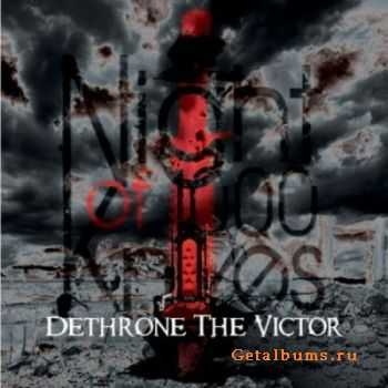 Night Of 1000 Knives - Dethrone The Victor (2012)