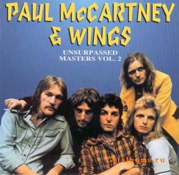 Paul McCartney and Wings - Unsurpassed Masters Vol 2 (1994)