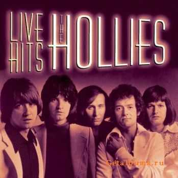 The Hollies - Live Hits (1977)