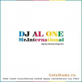 Dj Al One - Mr. International Mash Up Mixtape (2012)