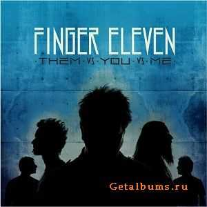 Finger Eleven - Them vs. You vs. Me (Canadian Edition) (2007)