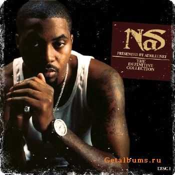 Nas – The Definitive Collection (Disc 1) (2012)