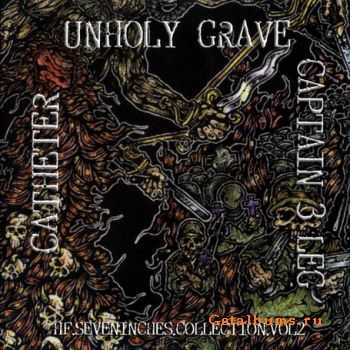 Catheter & Unholy Grave & Captain 3 Leg -  HF.SevenInches.Collection.Vol2 (2011)