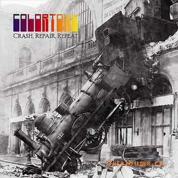 Colortone - Crash, Repair, Repeat (2012)