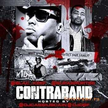 Black Keef - Contraband (2012)