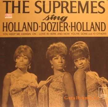 The Supremes - Sing Holland-Dozier-Holland (1967)