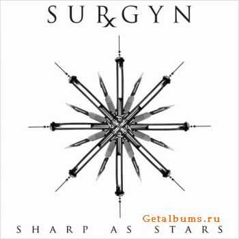 Surgyn - Sharp As Stars (EP) (2011)
