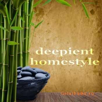 VA - Deepient Homestyle (Inspiring Lounge House Music) (2011)