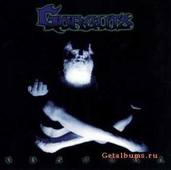 Gorguts - Obscura (1998) U.S.A. Press