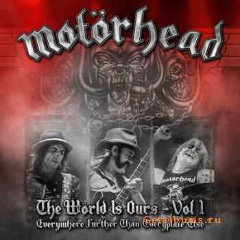 Motorhead - The World Is Ours Vol. 1 (2011) DVD 9