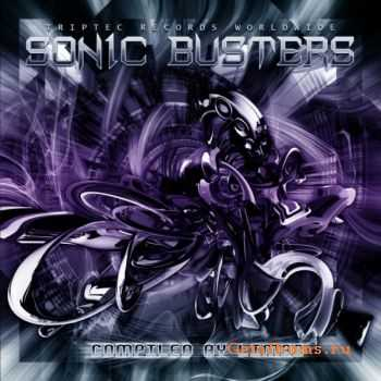 VA - Sonic Busters (2011)