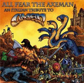VA - All Fear The Axeman - An Italian Tribute To Omen (2012)