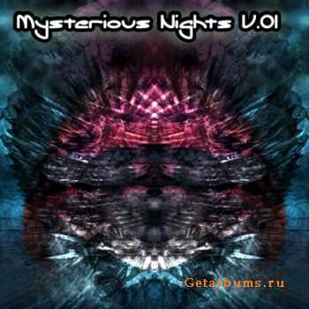 VA - Mysterious Nights V.01 (2011)