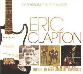 Eric Clapton - The Platinum Collection (2010)