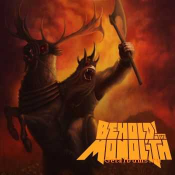 Behold! The Monolith - Behold! The Monolith (2009)