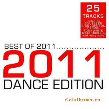 VA - Best Of 2011 Dance Edition (2012)