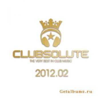 VA - Clubsolute: 2012.02 (2012)