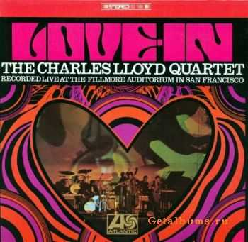 Charles Lloyd Quartet - Love-In (1967)