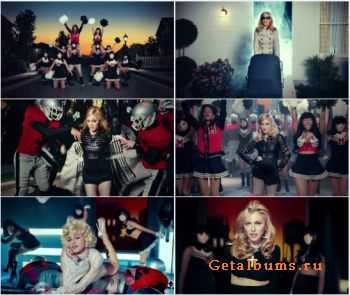 Madonna feat. Nicky Minaj and M.I.A. - Give Me All Your Luvin (2012)