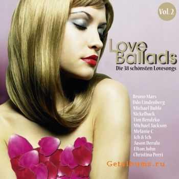 VA - Love Ballads Vol.2 (2012)
