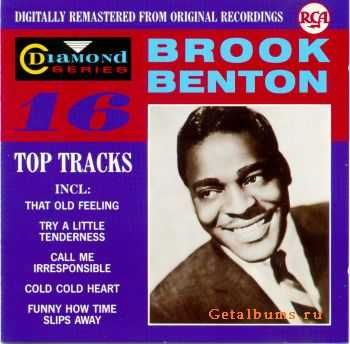 Brook Benton - 16 Top Tracks (1988)