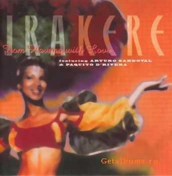 Irakere - From Havana With Love (1978)