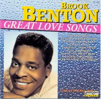 Brook Benton - Great Love Songs (1991)