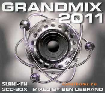 VA - Grandmix 2011 [Mixed By Ben Liebrand] (2012)