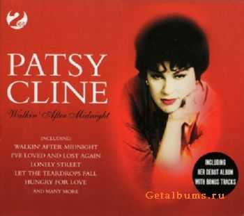 Patsy Cline - Walking After Midnight [2CD] (2008)