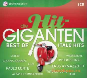 VA – Die Hit-Giganten Best Of Italo Hits (2012)