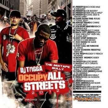 Various Artists - Occupy All Streets (2012)