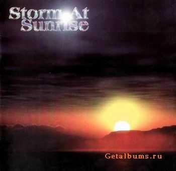 Storm At Sunrise - Garden Of Forgotten Ideals 1999