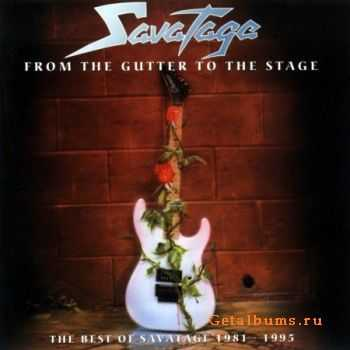 Savatage - From The Gutter To The Stage: The Best Of Savatage (2CD) 1996 (Lossless) + MP3