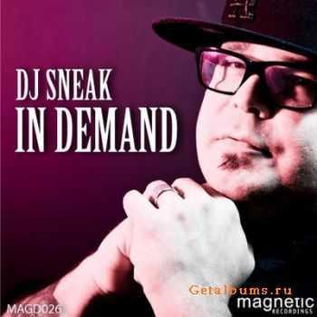 DJ Sneak - In Demand (2012)