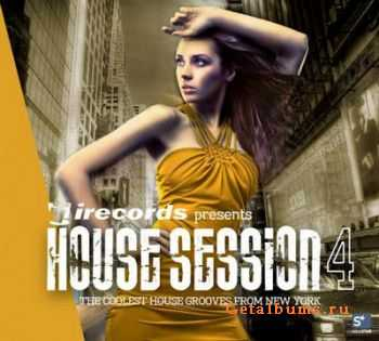 VA - Irecords presents House Session 4 (2011)