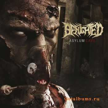 Benighted - Asylum Cave (2011) [French Limited Edition]