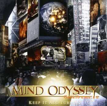 Mind Odyssey - Keep it All Turning (1993, 2009 Remastered Edition)