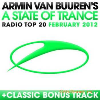 VA - A State Of Trance Radio Top 20 February (2012)