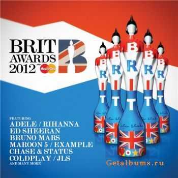 VA - Brit Awards 2012 (2012)