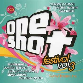 VA - One Shot Festival Vol 03 [2CD] (2012)