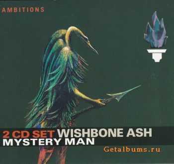 Wishbone Ash - Mystery Man [2CD] (2005)