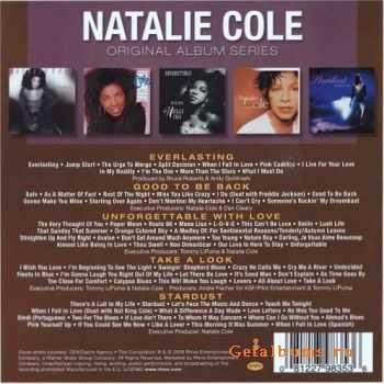 Natalie Cole - Original Album Series (5 CD) 2009