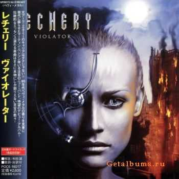 Lechery - Violator (Japanese Edition) 2007 (Lossless) + MP3